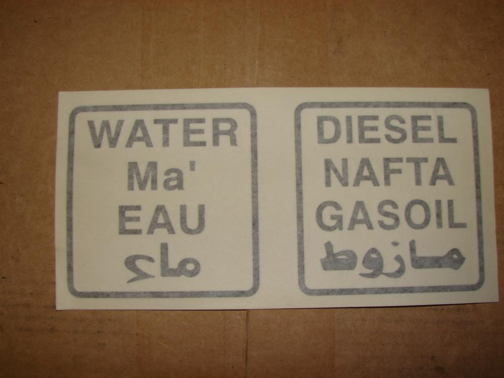Water Solutions Defparts